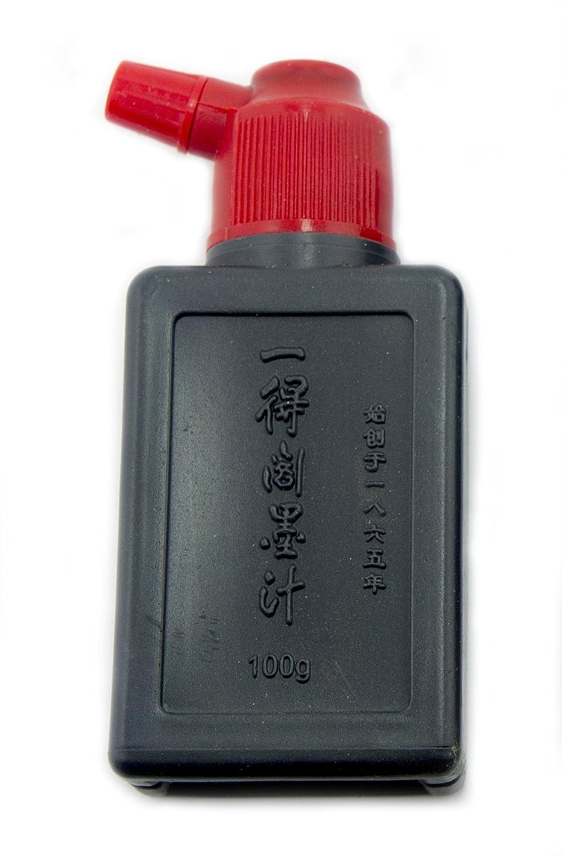 HAND Sumi inchiostro nero per calligrafia e disegno 100 ml Well Made Tools