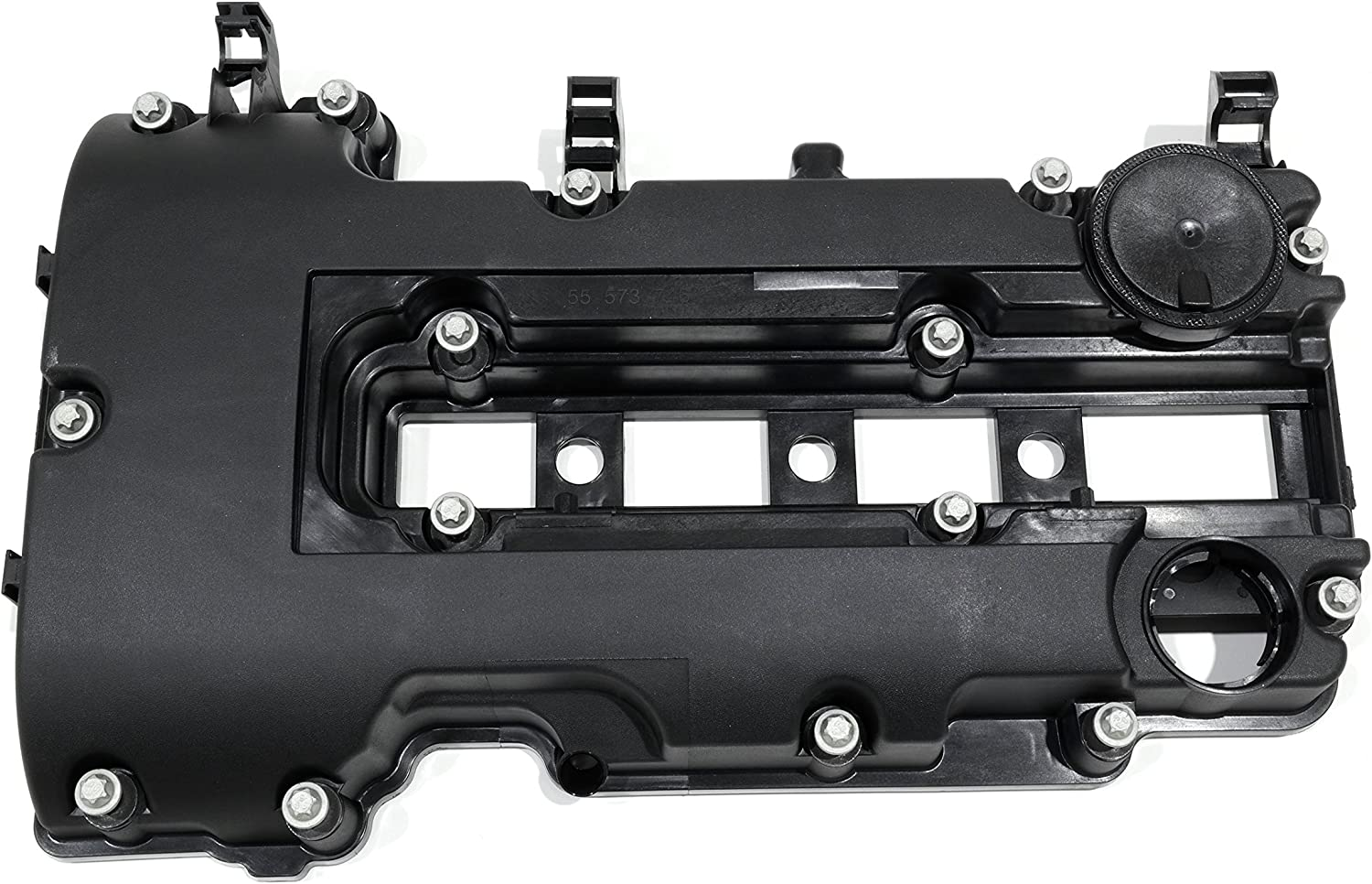 Genuine General Motors 55573746 - Camshaft Cover (Replaced by Part: 25198874)