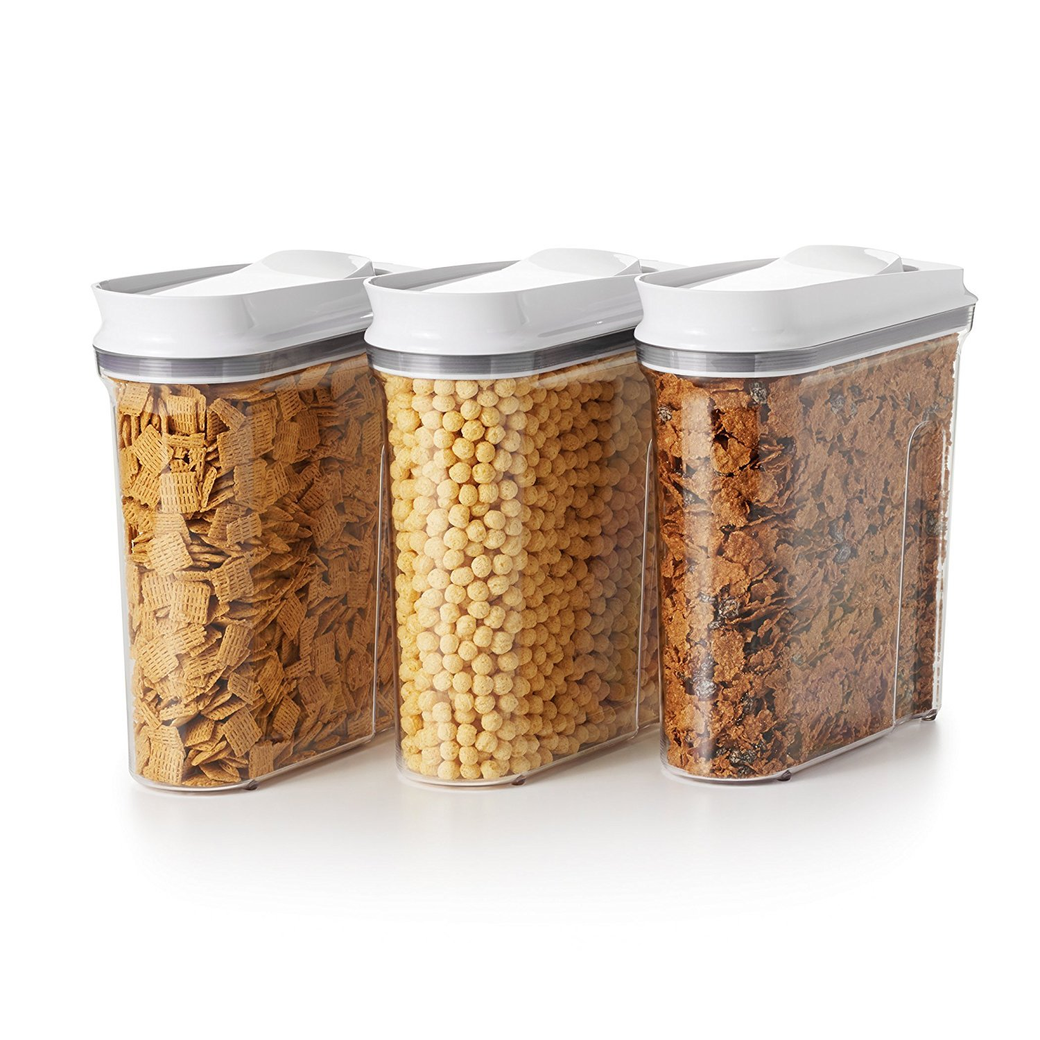 OXO Good Grips 3 Piece Cereal Dispenser Set 11180800