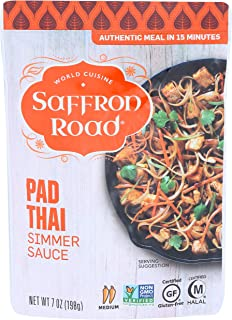 product image for Saffron Road Pad Thai Simmer Sauce, 7 oz