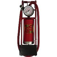 Vip - Bomba de aire portatil con manometro para coche, moto, bicicletas