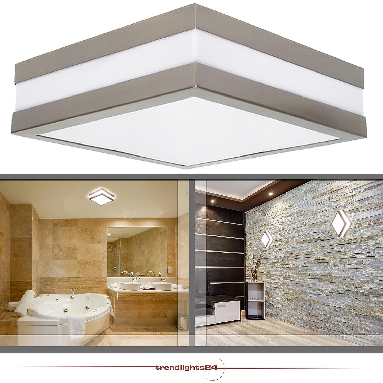 deckenleuchten für das bad | amazon.de - Deckenleuchte Badezimmer Led