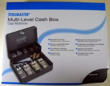 Multi-Level Cash Box
