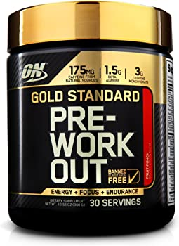 Optimum Nutrition Gold Standard Supplement