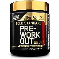 Optimum Nutrition Gold Standard Pre Workout Fruit Punch, 300 Grams