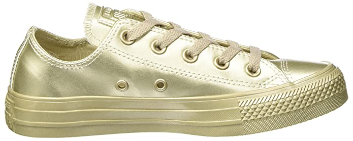 Amazon.com | Converse Chuck Taylor All Star, Unisex Adults Trainers Silver | Fashion Sneakers
