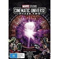 Marvel DVD Phase 2   (DVD)