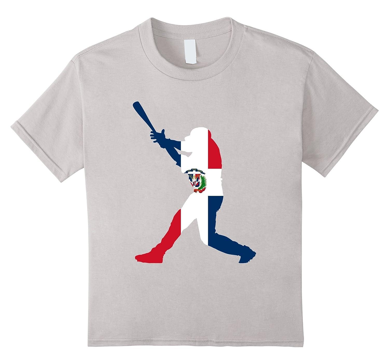 amazon com dominican republic baseball flag shirt clothing