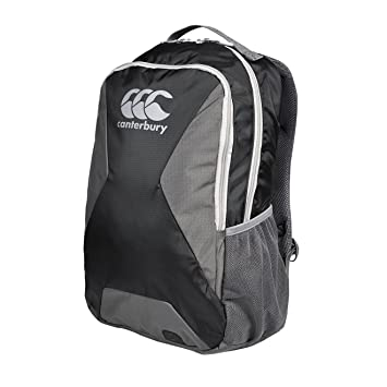 Canterbury Medium Unisex-Adult Training Backpack - Black c24fffbe9bbca