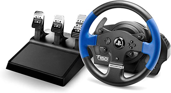 Thrustmaster T150RS PRO - Volante - PS4 / PS3 / PC: Amazon.es: Electrónica