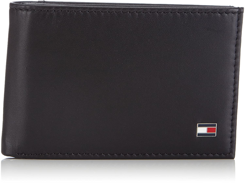 Tommy Hilfiger Eton Mini CC Flap & Coin Pocket - Monedero Hombre