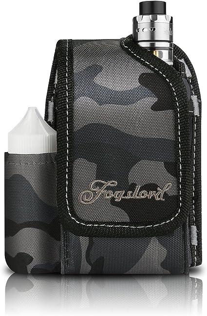 fogslord viajes llevar Vape caso de uso múltiple para Vape caja mod kit bolsa (camuflaje): Amazon.es: Oficina y papelería