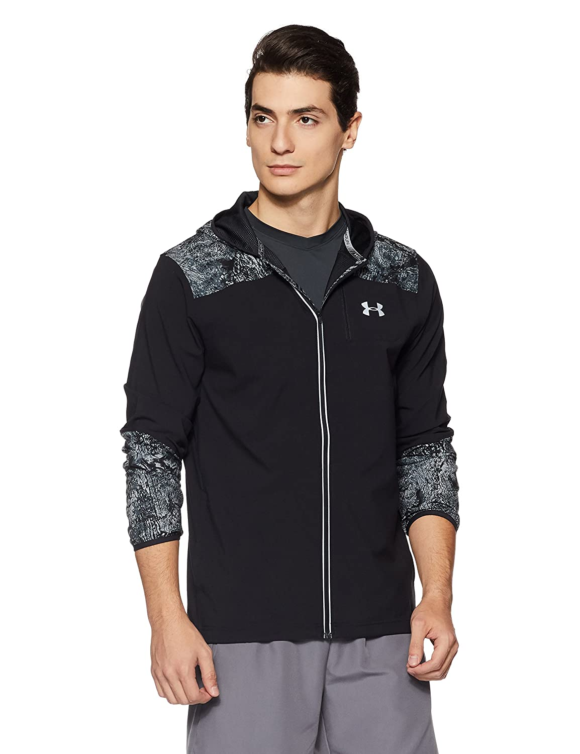 Under Armour Men's Storm Run Printed Jacket Under Armour Apparel 1289752