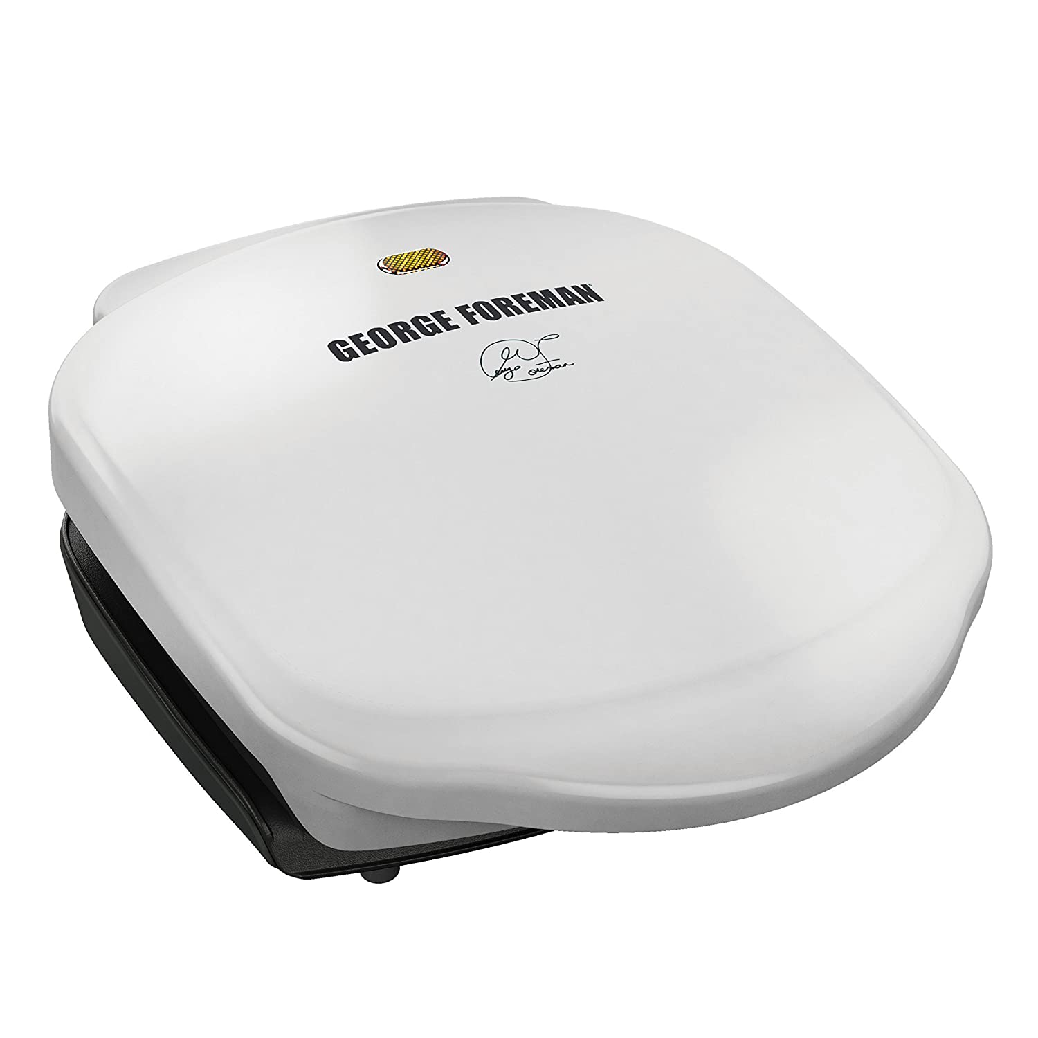George Foreman GR10WSP1 36-Inch Grill, White