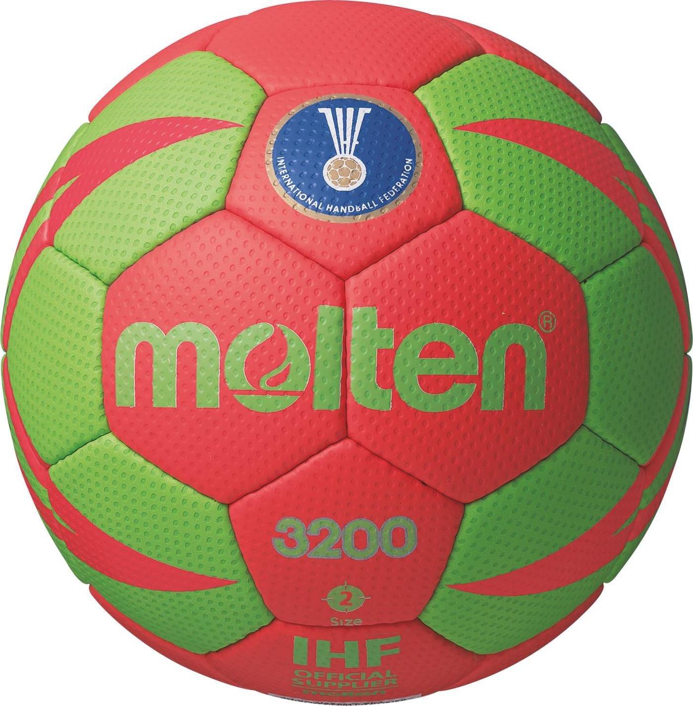 10x Molten Handball H3x 3200de RG H2X 3200de RG H1X 3200de RG H0X 3200de RG Balón de entrenamiento + RS de Sports Bolígrafo
