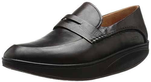 9ec179e856e7 Amazon.com   MBT Men's Asante 5S Slip-On   Loafers & Slip-Ons