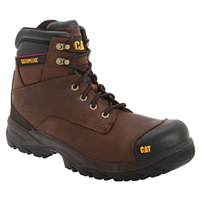 Caterpillar Spiro , Chaussures montantes de sécurité , Homme (40 EUR)  (Marron)