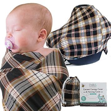 Breastfeeding Nursing Cover Scarf - Rayon/Spandex Jersey Knit Super Soft Stretchy Breathable Lightweight Nursing & Amazon.com : Breastfeeding Nursing Cover Scarf - Rayon/Spandex ...