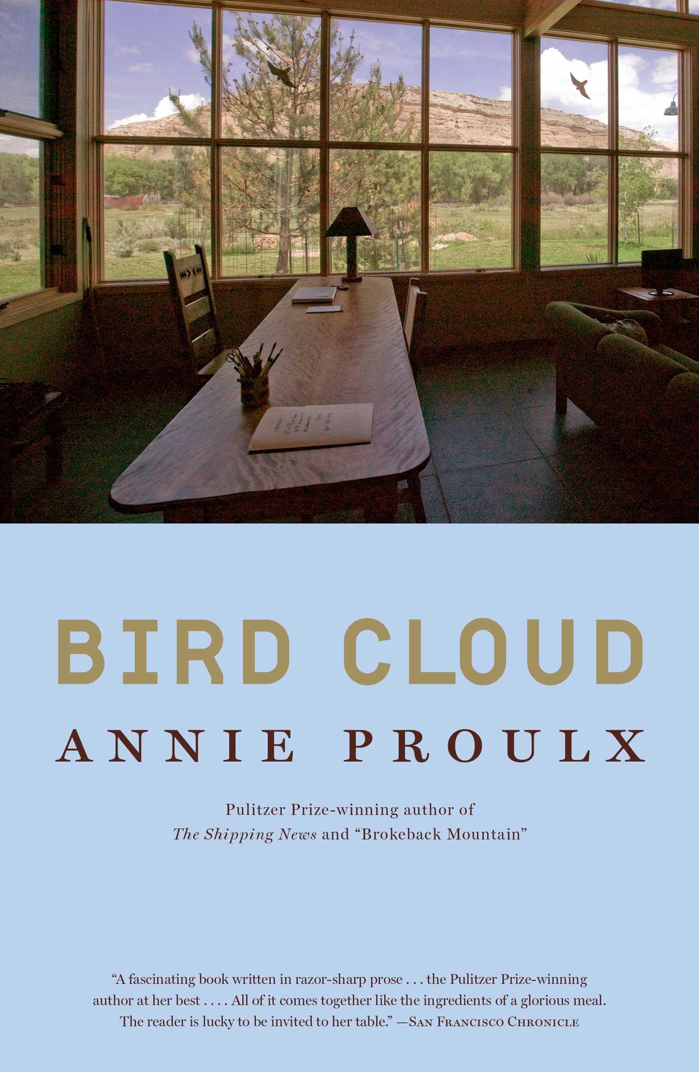 Bird Cloud Memoir Annie Proulx product image