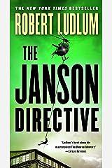 The Janson Directive: A Novel (Janson Series Book 1) Kindle Edition