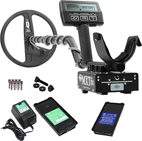 White s MXT All Pro Metal Detector