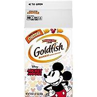 Pepperidge Farm Special Edition Disney Mickey Mouse Cheddar Crackers, 30 oz. Carton