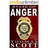 State of Anger: A Mystery Thriller Novel (Virgil Jones Mystery Thriller Series Book 1)