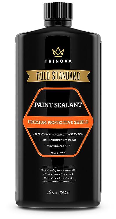 TriNova Paint Sealant Car Wax