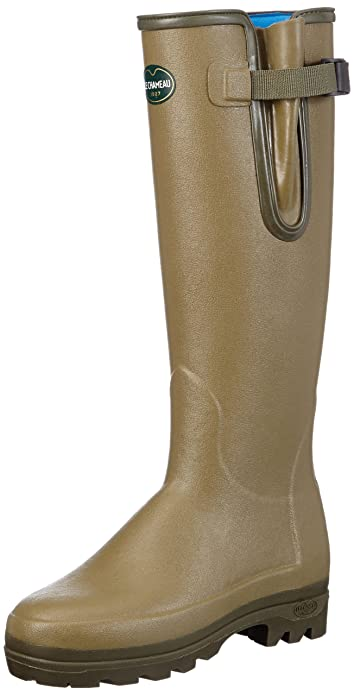 modern and elegant in fashion choose authentic to buy Le Chameau Vierzonord, Womens Wellington Boots