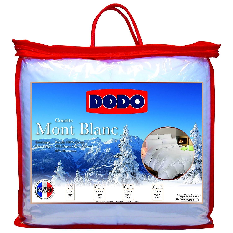 Dodo Couette Naturelle Mont Blanc Percale