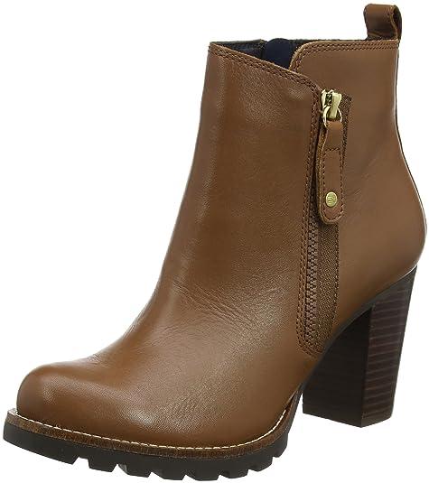 Tommy Hilfiger I1285sabella 20a, Botas para Mujer: Amazon.es: Zapatos y complementos