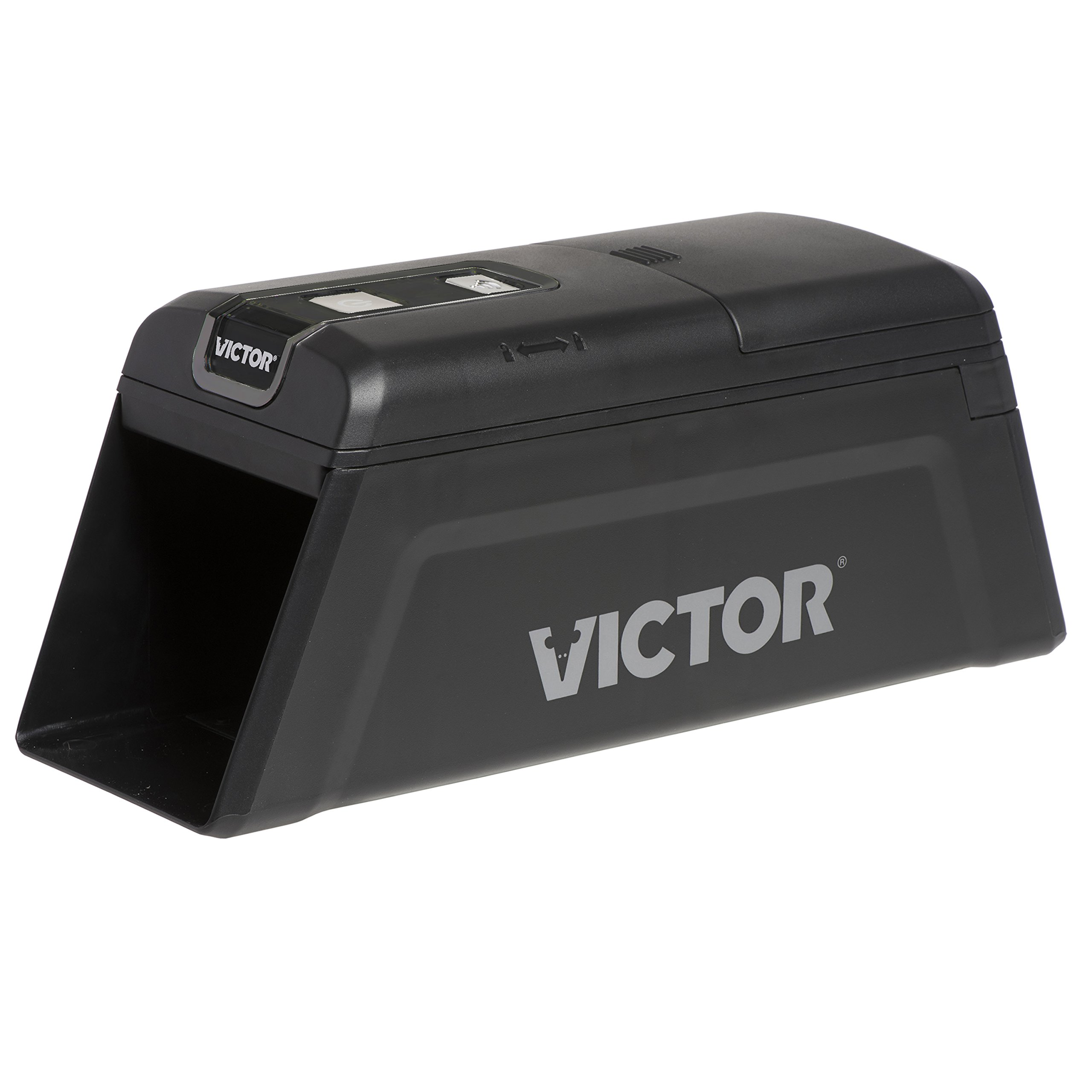 Victor M2 Smart-Kill Wi-Fi Electronic Rat Trap, 1 Pack, Black by Victor