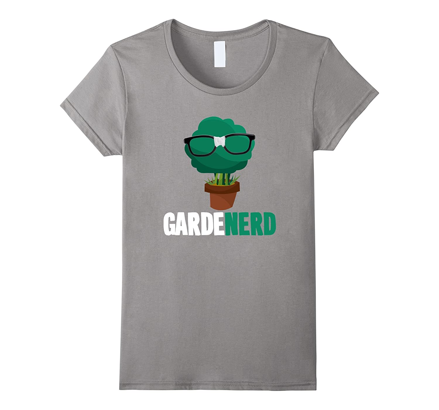 Garden nerd funny graphic gardening t shirt huhtee for Garden t shirt designs