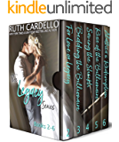 The Legacy Collection Box Set: Books 2-6