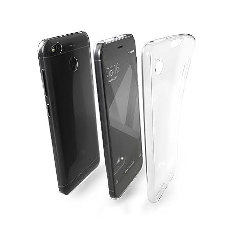 Savvies Funda para Xiaomi Redmi 4X Carcasa Silicona Funda ...