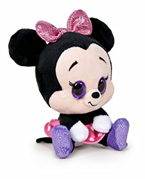 Disney Collection Famosa Softies-Peluche 15 cm Minnie Mouse (760015551)