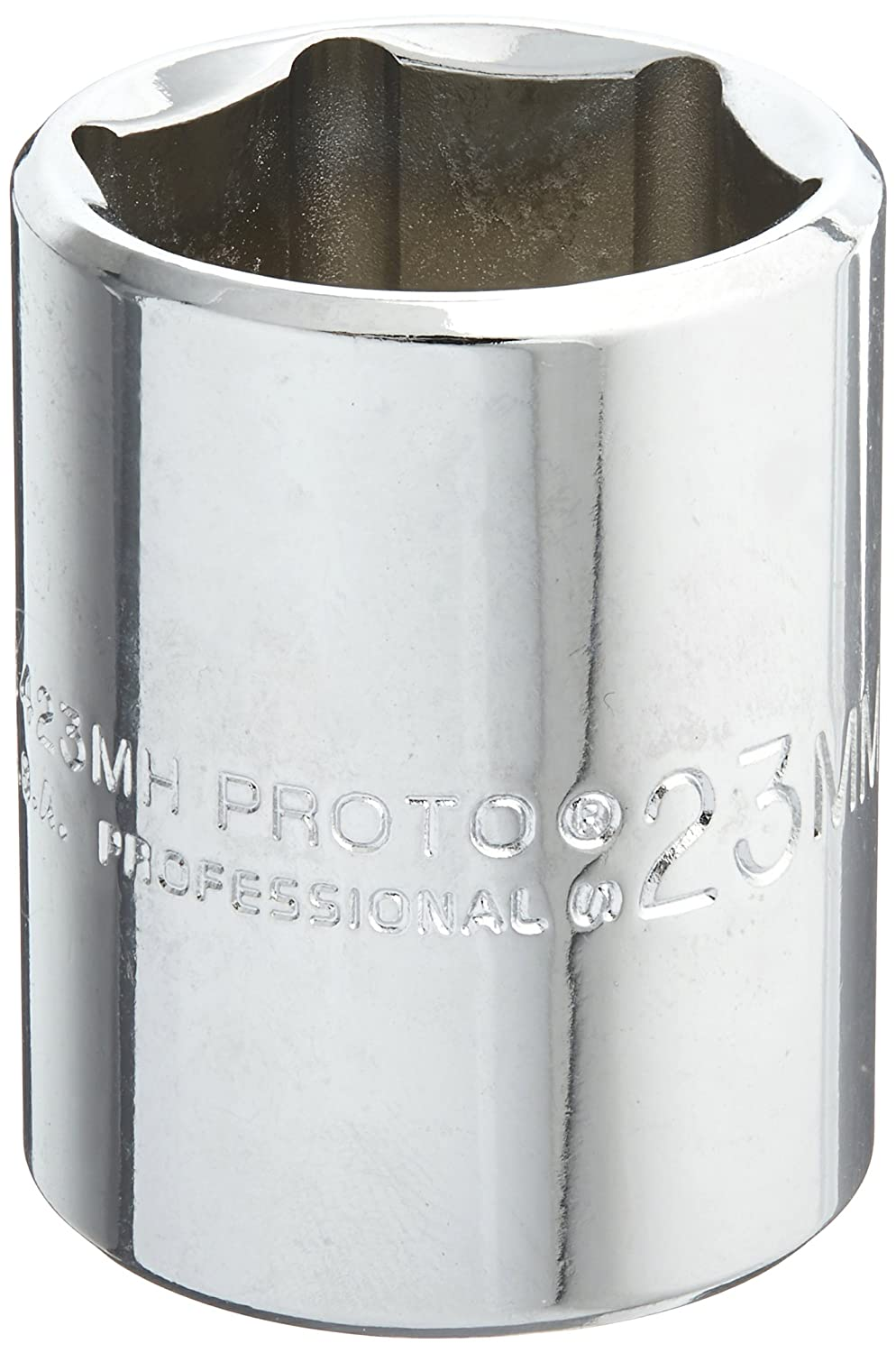 Stanley J5425MH Proto 6 Point 1//2-Inch Drive Socket 25mm