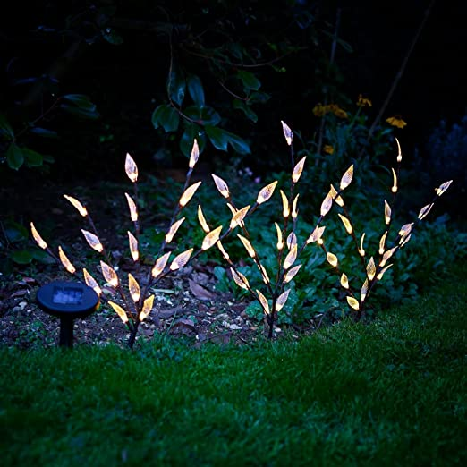 Solar christmas lights outdoor oxyled colorful solar powered garden solar christmas lights outdoor oxyled colorful solar powered garden tree shaped stake light 3 aloadofball Images