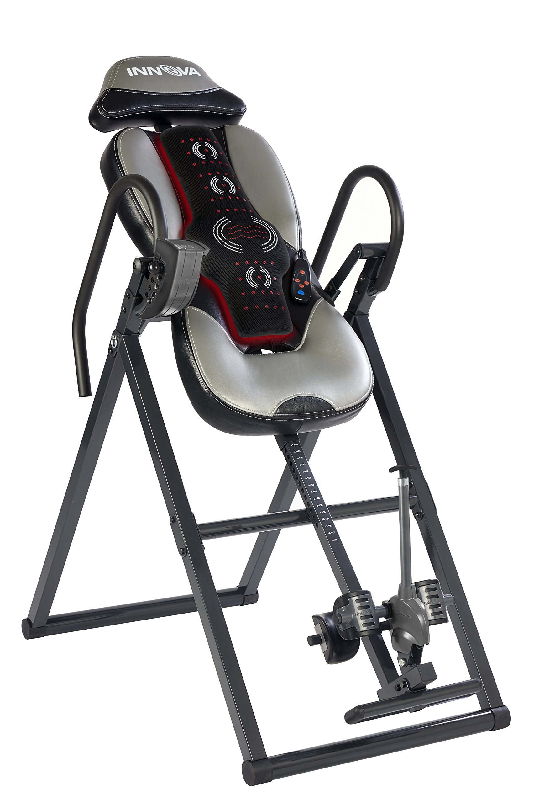 Innova ITM5900 Advanced Heat and Massage Inversion Therapy Table by Innova Health and Fitness (Image #1)