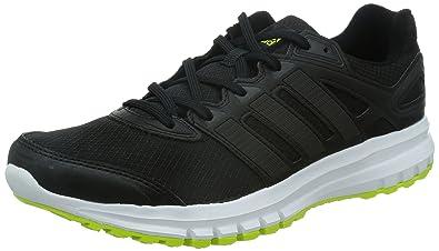 adidas Performance Duramo 6 ATR, Herren Laufschuhe, Schwarz (Core  Black/Core Black