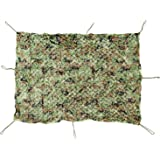 Filet Camouflage camo net 4m/ 3m/ 2m Chasse Camping Army chasse militaire hide