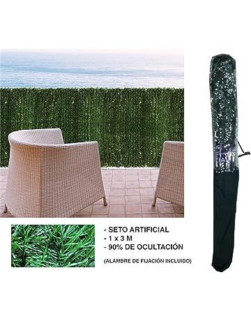 Amazon.es: Cubiertas y vallas: Jardín: Puertas y mucho más
