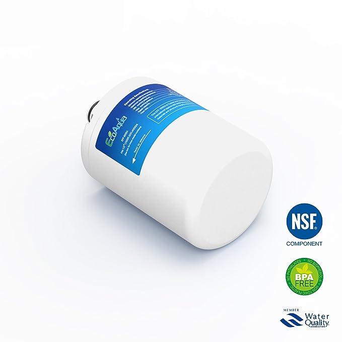 1x EcoAqua EFF-6005A Compatible LG LT500P - 5231JA2002A - 5231JA2002A-S filtro GRP207NGU Nevera: Amazon.es: Industria, empresas y ciencia