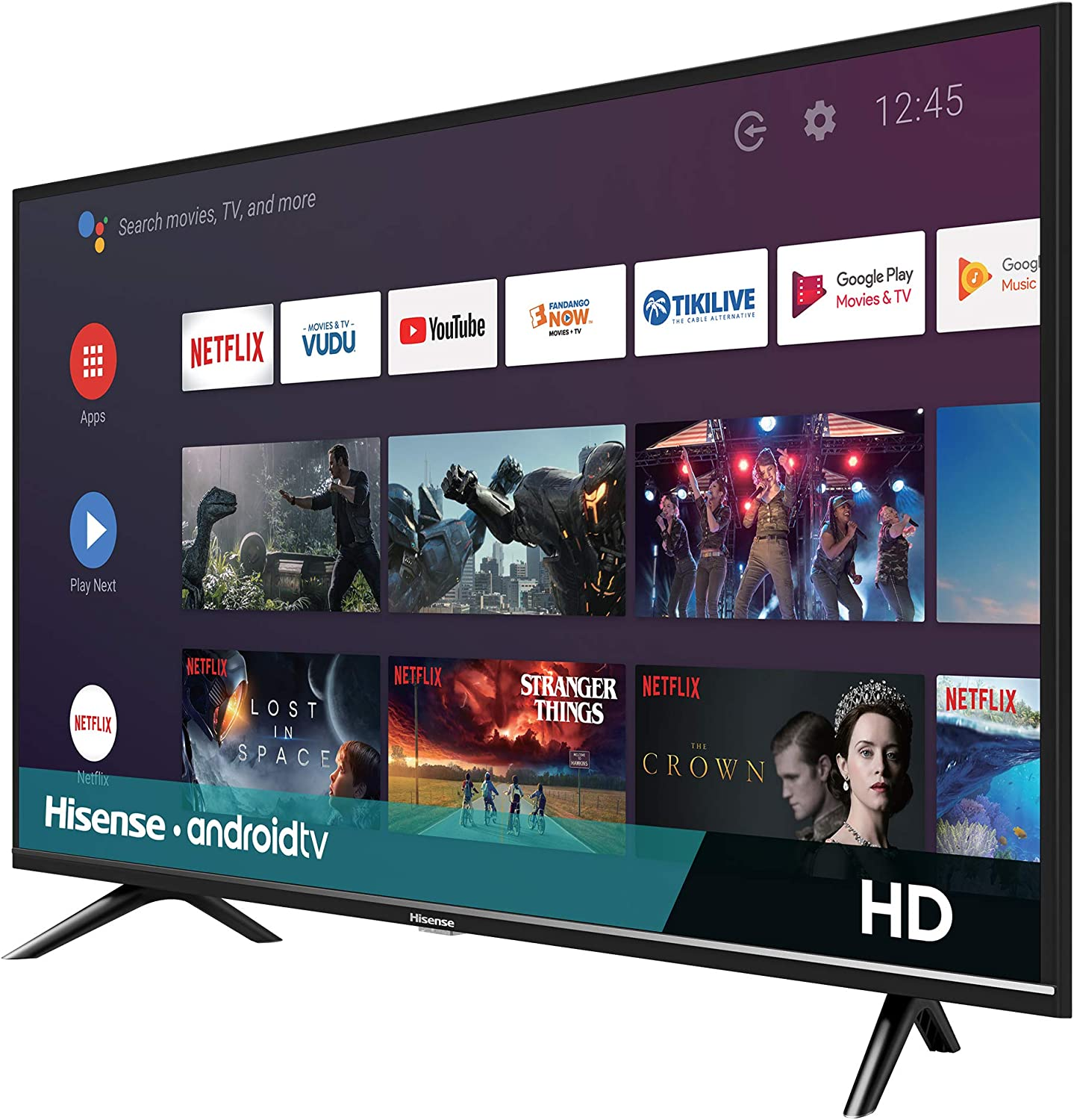 Hisense 4K Ultra HD Android Smart LED TV: Amazon.es: Electrónica
