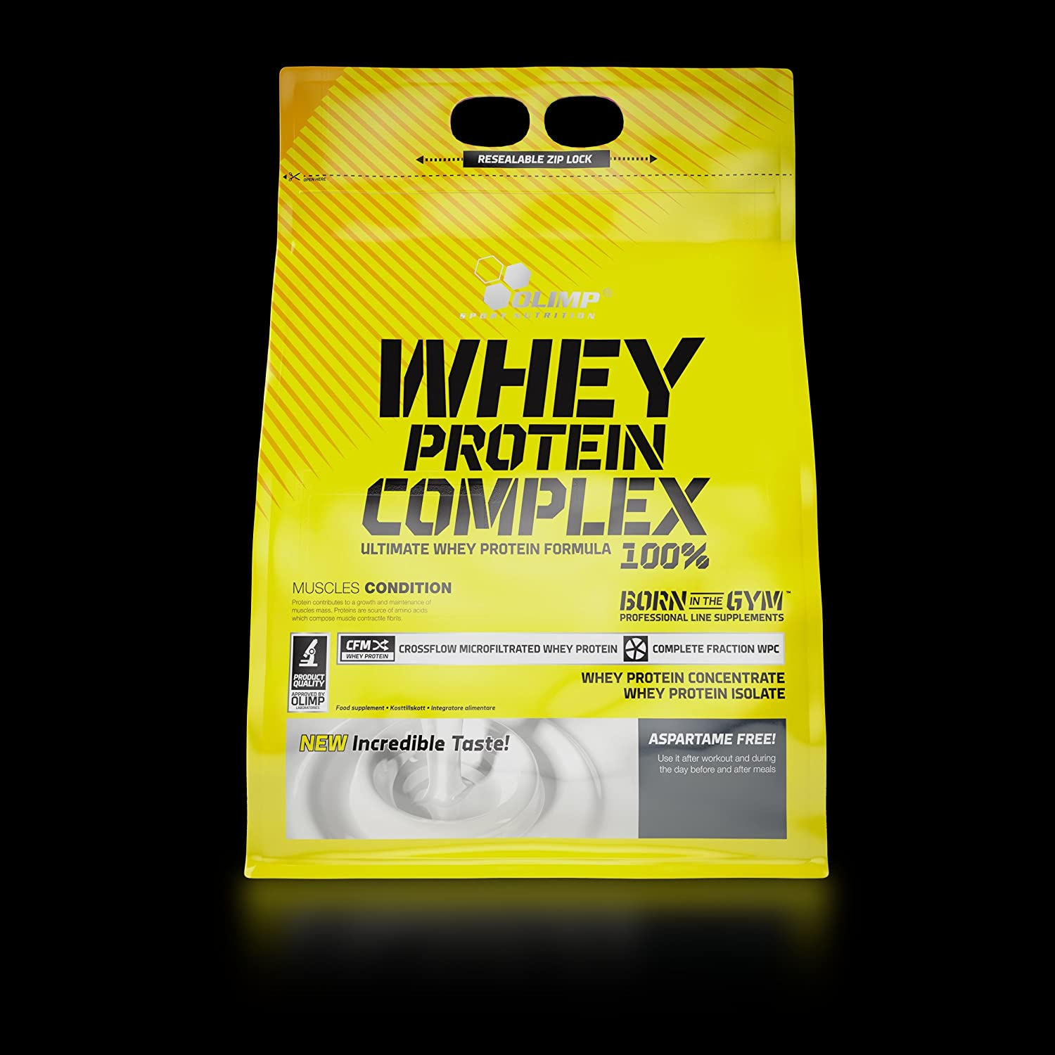Olimp Sport Nutrition Proteína Whey Protein Complex con ...