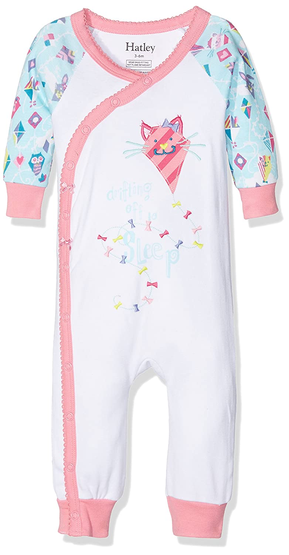 Hatley Baby - Mädchen Schlafstrampler DRUBWCGI
