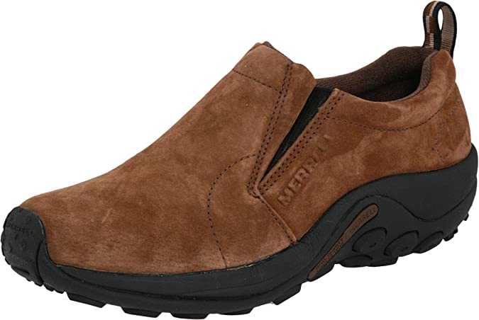 Merrell J65685 - Mocasines para hombre Marrón Dark Earth: Amazon.es ...