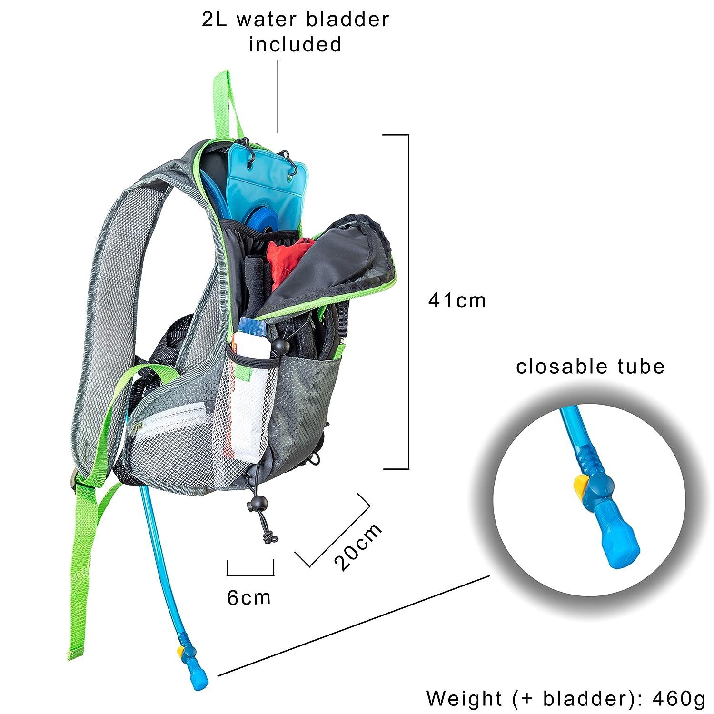 Fahrrad hydration backpack trinkrucksack mit trinkblase für mountainbike Fahrradzubehör trai