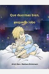 Que duermas bien, pequeño lobo (www.childrens-books-bilingual.com) (Spanish Edition) Kindle Edition
