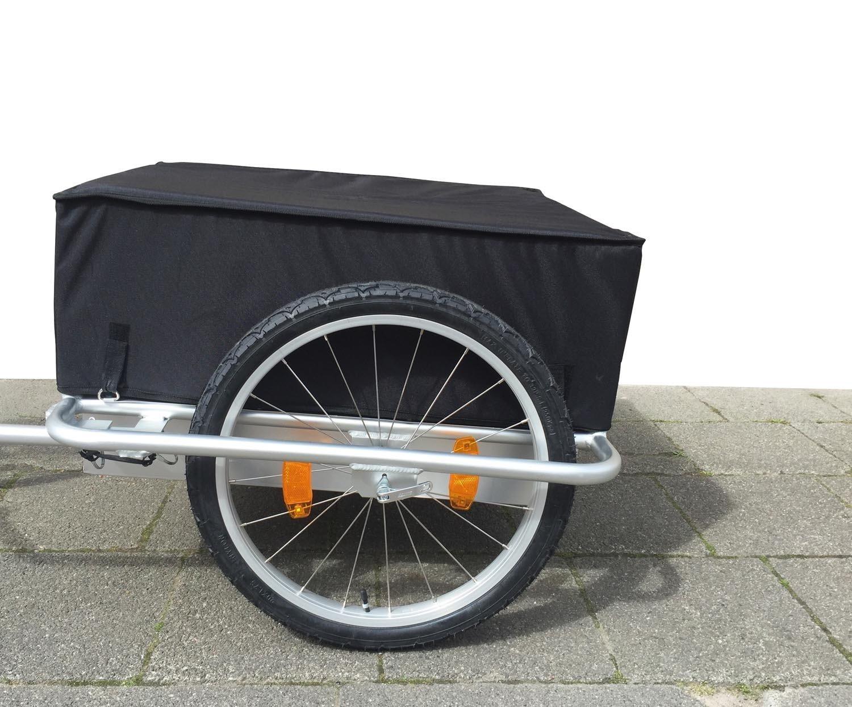 Red Loon Cargo Fahrrad Anhänger Transportanhänger Alu Felgen 144 l ...